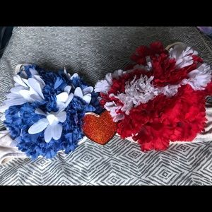 Other - Red White & Blue Bra Top ❤️💙